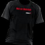 T-Shirt «Mut zur Wahrheit»