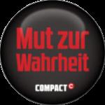 """Button """"Mut zur Wahrheit"""""""